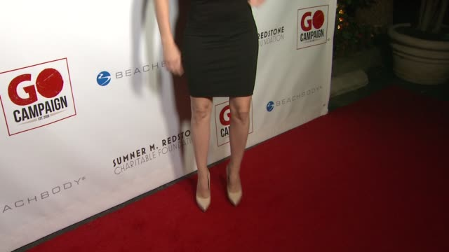 beth behrs at 6th annual go go gala in pacific palisades ca on - pacific palisades stock videos & royalty-free footage