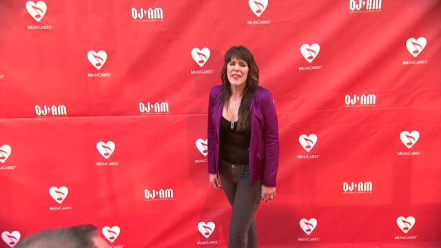 Beth Hart at 2014 10th Annual MusiCares MAP Fund Benefit Concert Arrivals at Club Nokia on May 12 2014 in Los Angeles California
