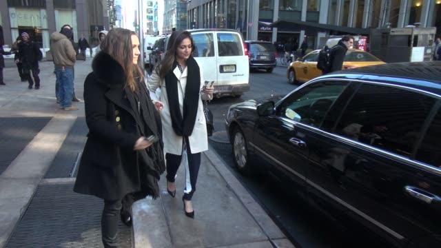 9be163884e1 Bethany Mota leaving SiriusXM Satellite Radio on February 11 2015 in New  York City