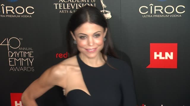 Bethenny Frankel at The 40th Annual Daytime Emmy Awards on 6/16/13 in Los Angeles CA