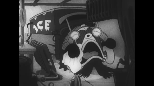 betty boop's car hospital ward - erkältung und grippe stock-videos und b-roll-filmmaterial