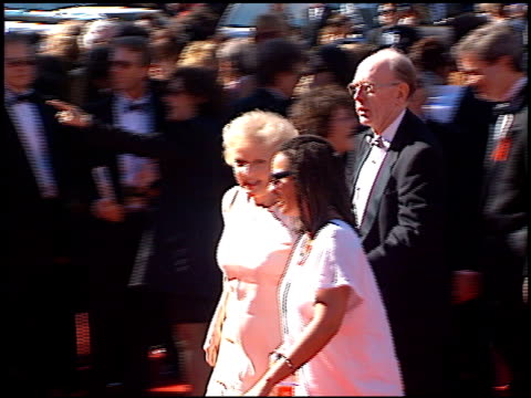 Betty White at the 1996 Emmy arrivals at the Pasadena Civic Auditorium in Pasadena California on September 8 1996