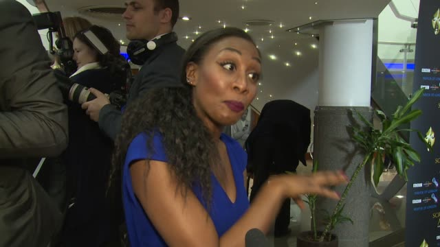 INTERVIEW Beverley Knight on the awards her career and challenges at Hilton London Metropole on March 19 2016 in London England
