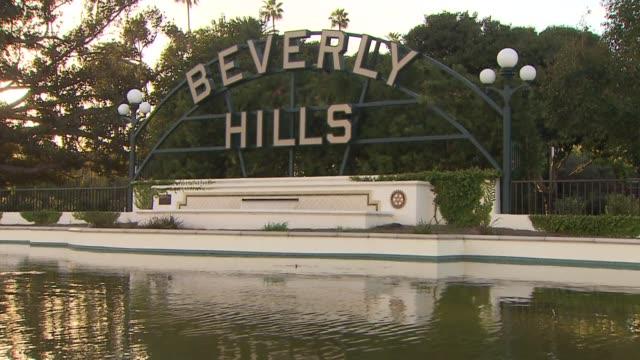 KTLA Beverly Hills Sign