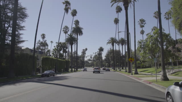 beverly hills - the way forward stock videos & royalty-free footage