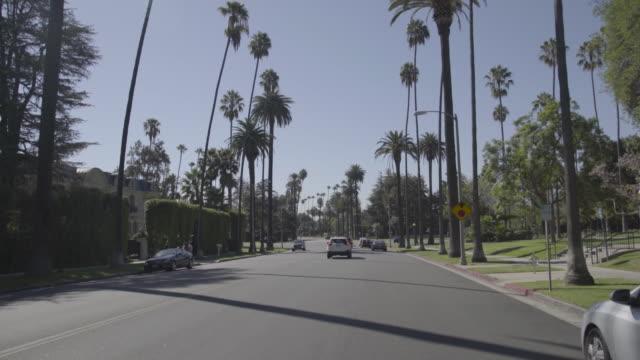 stockvideo's en b-roll-footage met beverly hills - de weg voorwaarts