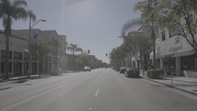 beverly hills - cidade de los angeles stock videos & royalty-free footage