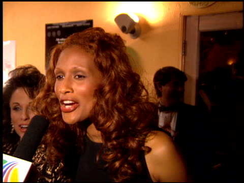 beverly johnson at the 1995 academy awards spago party at spago in beverly hills, california on march 27, 1995. - 67th annual academy awards stock videos & royalty-free footage