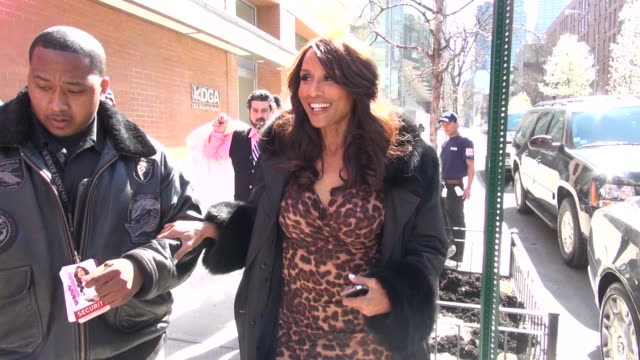 beverly johnson at 'the wendy williams show' studio beverly johnson at 'the wendy williams show' studio on march 27, 2012 in new york, new york - darryl mcdaniels stock videos & royalty-free footage