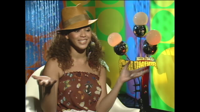 beyoncé on her first tour with destiny's child - beyoncé knowles stock videos & royalty-free footage