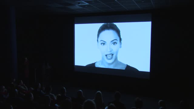 Beyonce KnowlesCarter announcement of Live music event at the Chime for Change Launch Event on the 27th of March 2013