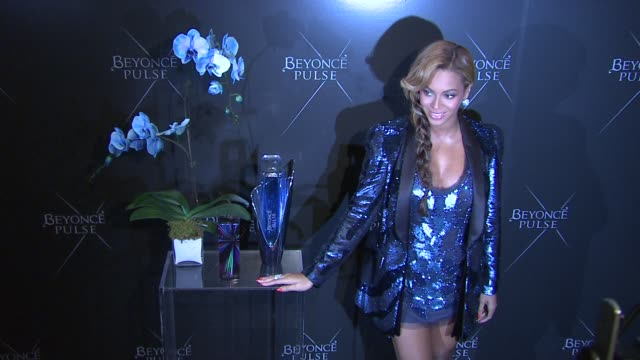 Beyonce Pulse Fragrance Launch at PHD New York NY United States 9/21/11