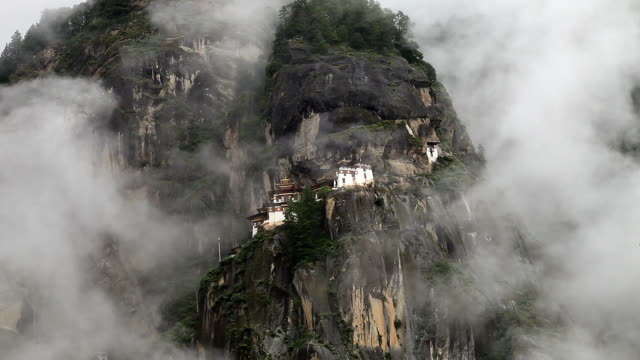 bhutan, paro - bhutan stock videos & royalty-free footage
