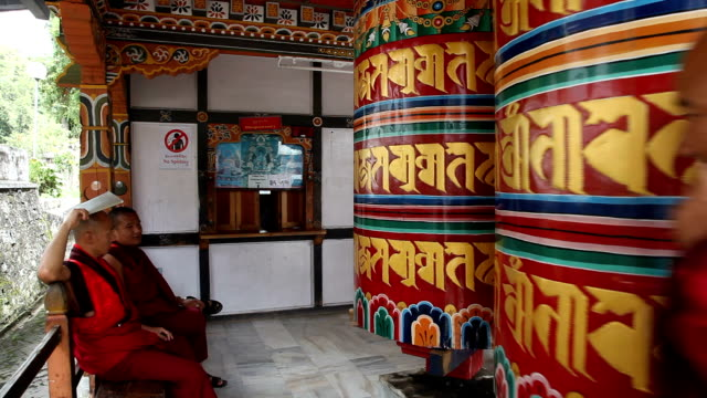 bhutan, thimphu, tibetan medicine - thimphu stock videos & royalty-free footage