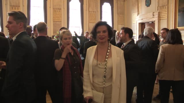Bianca Jagger at The New Statesman Centenary Party on June 20 2013 in London England