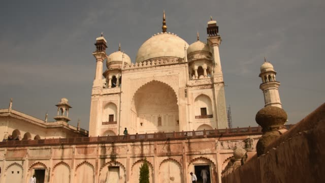bibi ka makbara, aurangabad, maharashtra, india - famous place stock videos & royalty-free footage
