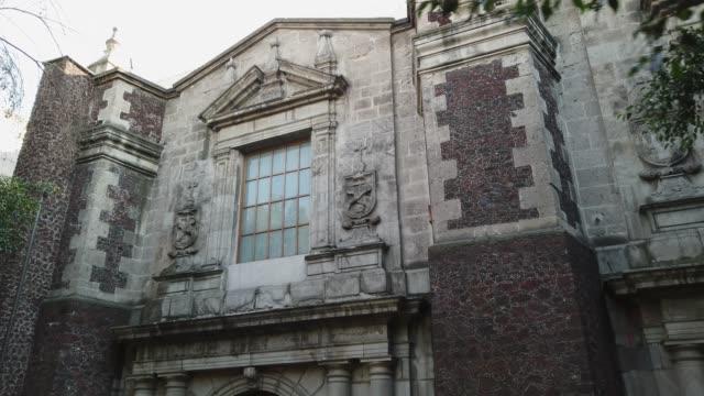 biblioteca del congreso de la unión en la ciudad de méxico - biblioteca stock videos and b-roll footage