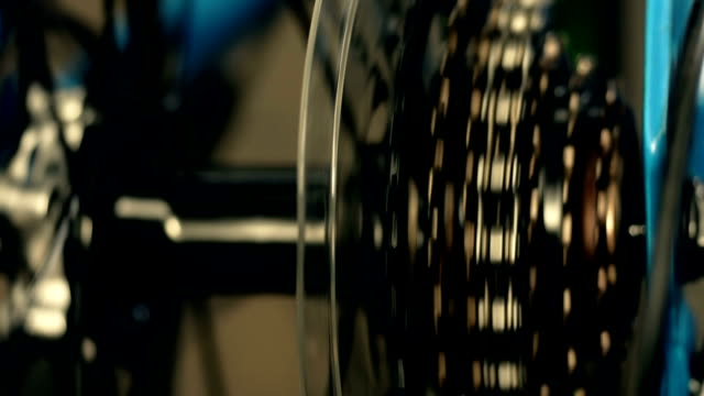 bicycle gear - industrial revolution stock videos & royalty-free footage
