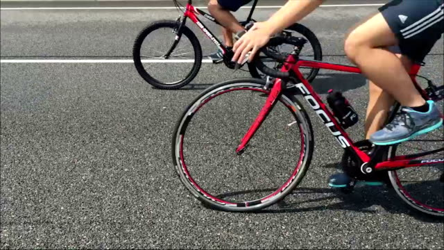 bicycle ride on highway - lantau stock videos and b-roll footage