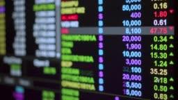 Bids & Offer ,Stock Market