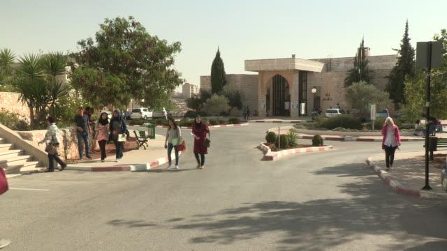 Bierzet University Students, Ramallah, Palestine
