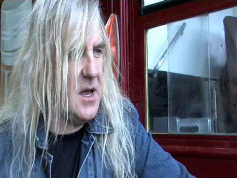 Biff Byford Saxon on why there's a new wave of metal music at the Sonisphere Day Two at Stevenage England