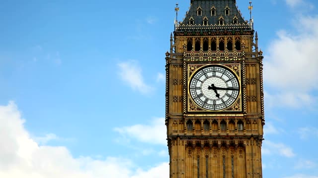 big ben _london - big ben stock videos & royalty-free footage