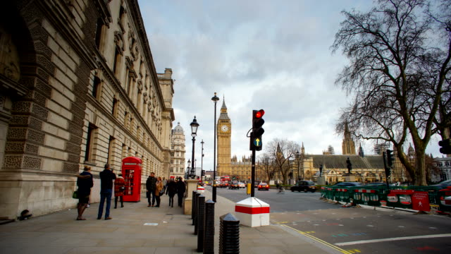 big ben and westminster abbey in london, uk - city of westminster london stock videos & royalty-free footage