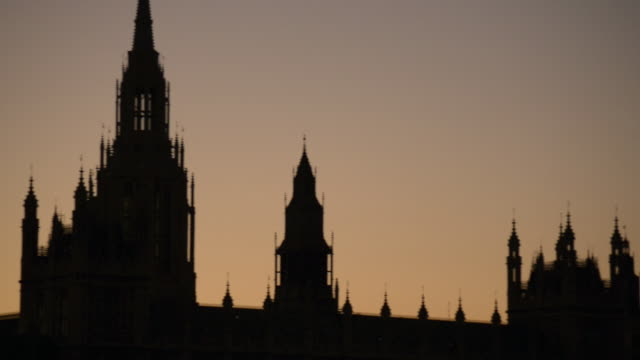 PAN Big Ben at Dusk/London UK