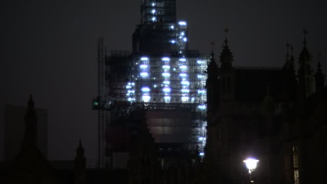 Big Ben Chimes Heard For First Time In Months Ahead Of Remembrance