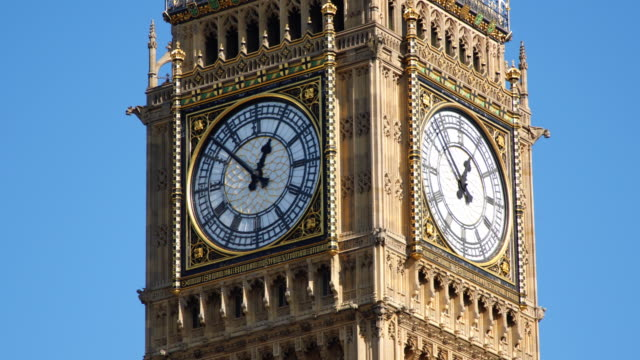 Big Ben Clock Tower (London, England