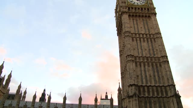 big ben in london - clock tower stock videos & royalty-free footage
