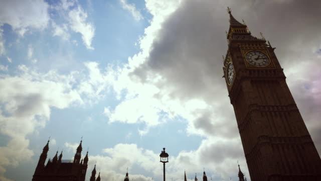 big ben london, england - london bridge england stock videos and b-roll footage