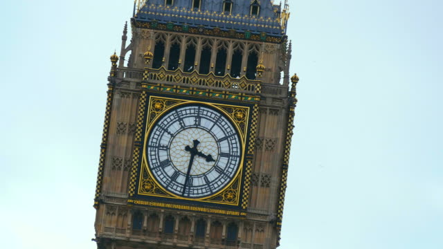 big ben, london, south england, great britain - big ben stock videos & royalty-free footage