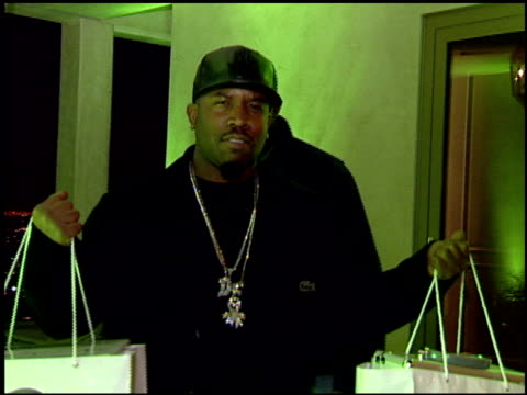 big boi at the launch party for xbox's next generation console xbox 360 at a private residence in beverly hills, california on november 16, 2005. - big boi stock videos & royalty-free footage