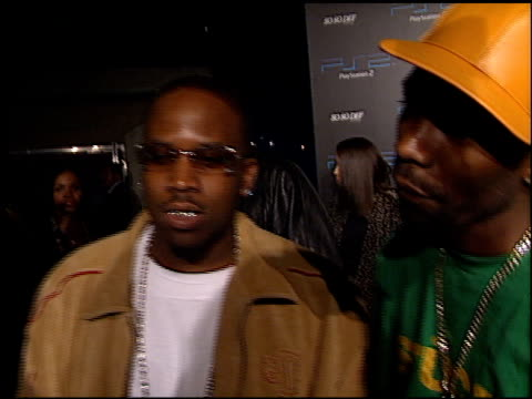 big boi at the playstation 2 grammy awards party at pacific design center in west hollywood california on february 25 2002 - pacific design center stock videos and b-roll footage