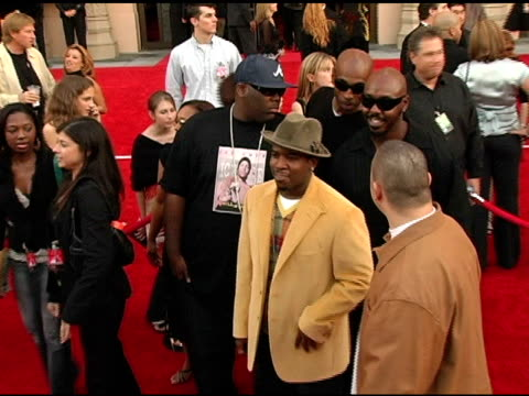 Big Boi of Outkast at the 2004 American Music Awards Red Carpet at the Shrine Auditorium in Los Angeles California on November 14 2004