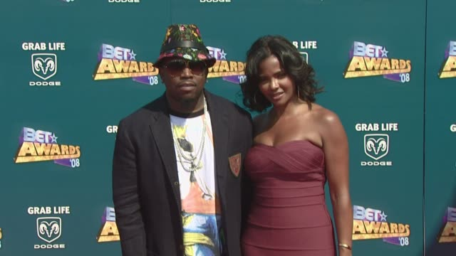 Big Boi of Outkast at the 2008 BET Awards at Los Angeles California
