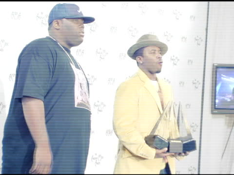 Big Boi of OutKast winner of three awards at the 2004 American Music Awards press room at the Shrine Auditorium in Los Angeles California on November...