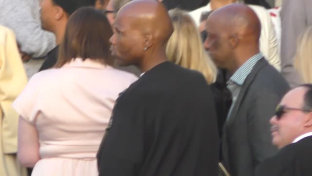 Big Boy attends the Avengers Infinity War premiere in Hollywood in Celebrity Sightings in Los Angeles