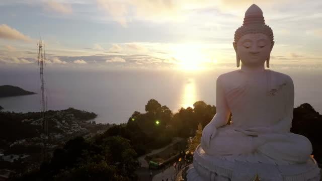 Big Buddha Phuket Aerial View