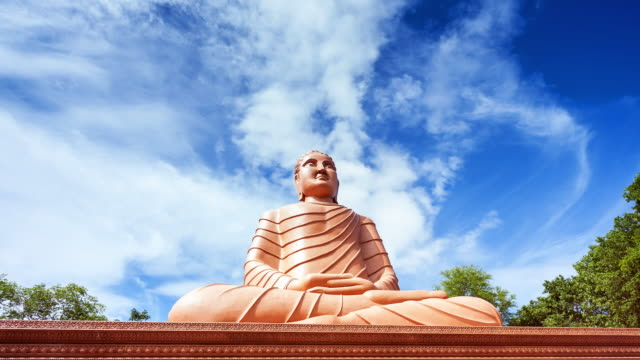 Big Buddha, Zeitraffer