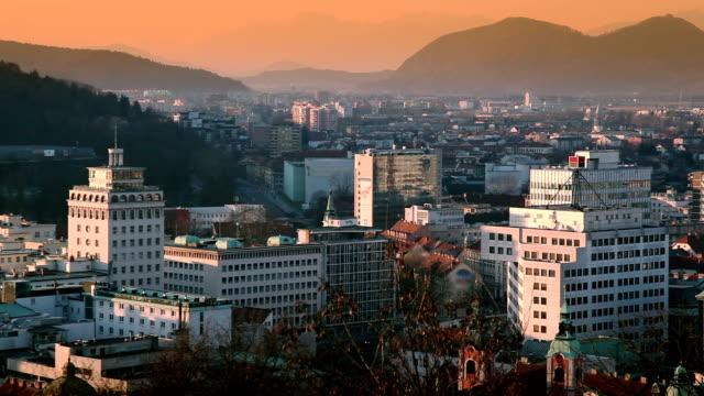 HD: Big City - Beautiful Skyline