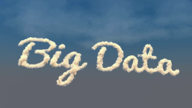 big data - cloud matte stock videos & royalty-free footage