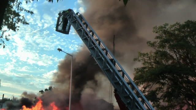 big fire - fire station stock videos & royalty-free footage