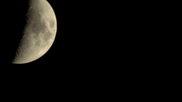 big moon - telephoto lens stock videos and b-roll footage