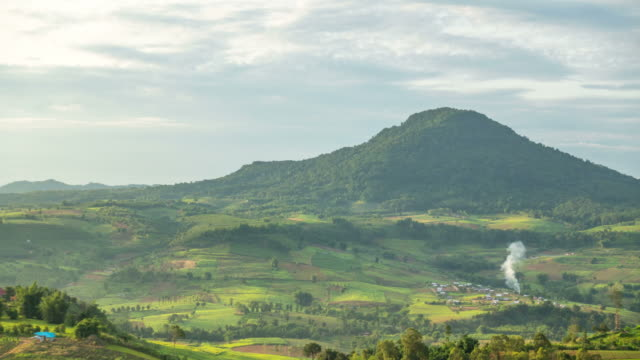 Big-Mountain am Khao Kho, Phetchabun, Thailand.