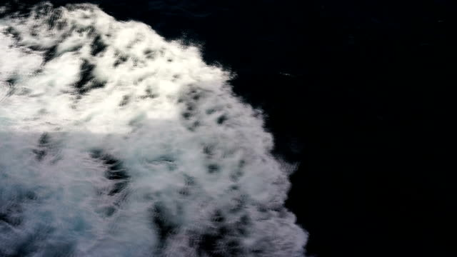 big ocean swells in a stormy sea - drake passage stock videos and b-roll footage