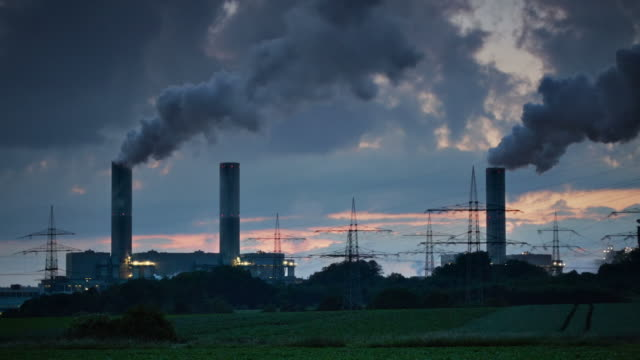 Big Power Plant, air Pollution