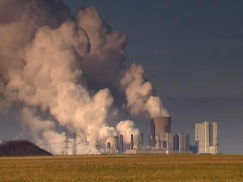 stockvideo's en b-roll-footage met big power plant ntsc - kleine groep dingen